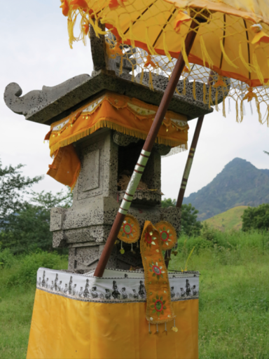 Hindu offering Bali